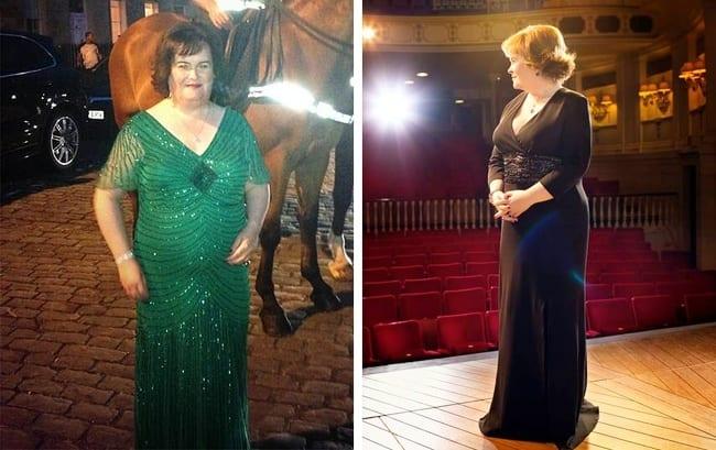 Sandra Boyle pierdere în greutate