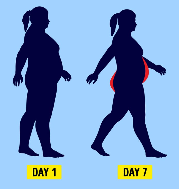 eliminați grăsimea într-o săptămână pierdere în greutate de sapna vyas